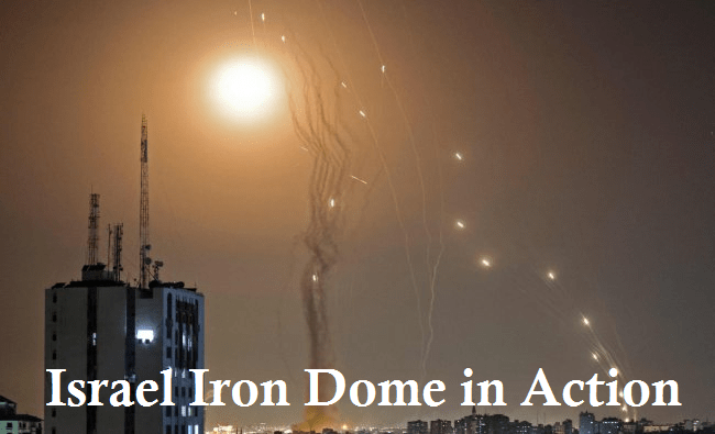 Israel Iron Dome System
