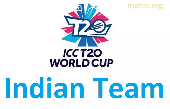 T20 World Cup India team