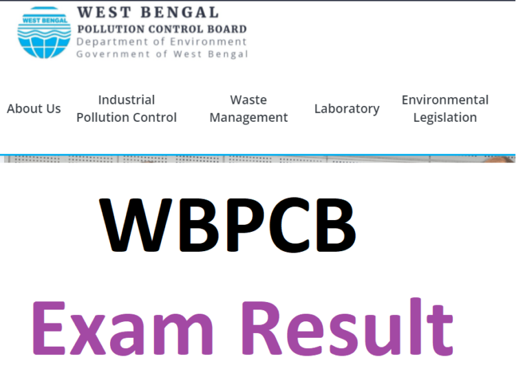 WBPCB Result 2021